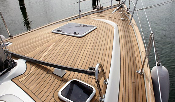 Southerby 35 - Teakdeck